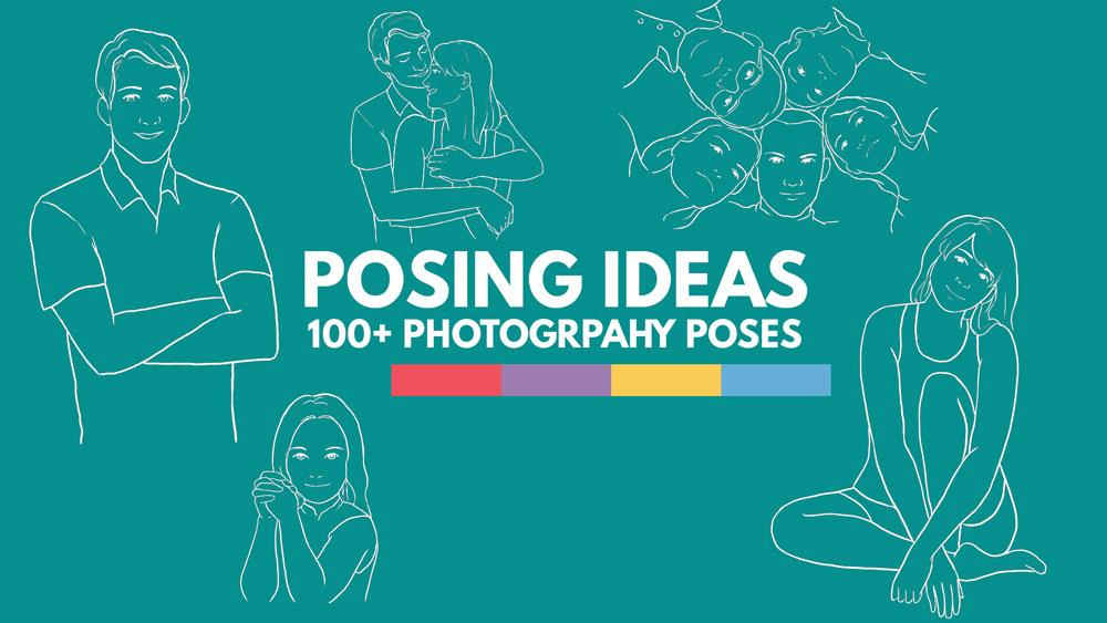 posing ideas from video school online